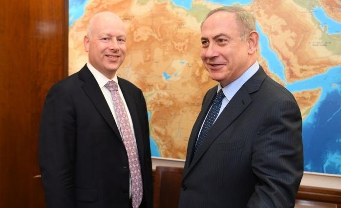 Trump'ın Özel Temsilcisi Tel Aviv'de