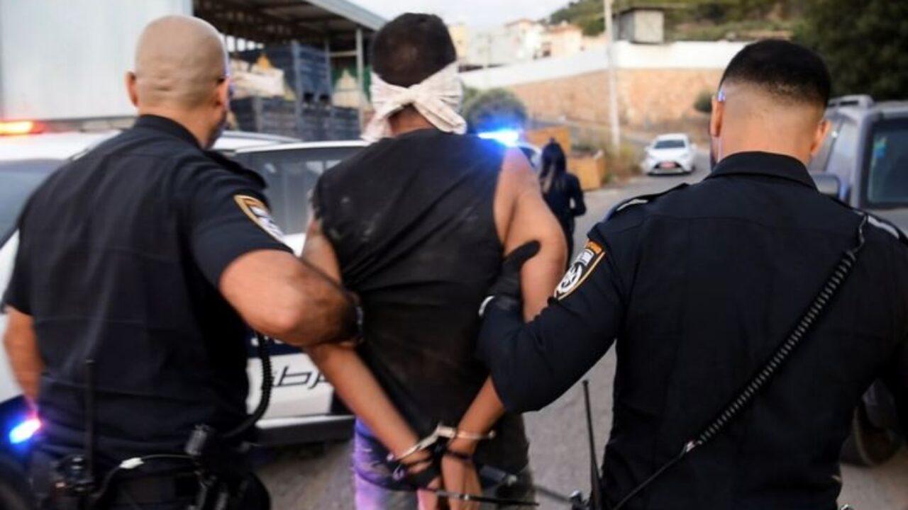 Yakalanan Filistinli Esirlere İşkence