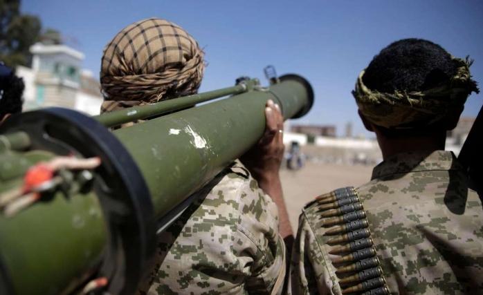 Yemen'de Yüksek Askeri Teknoloji