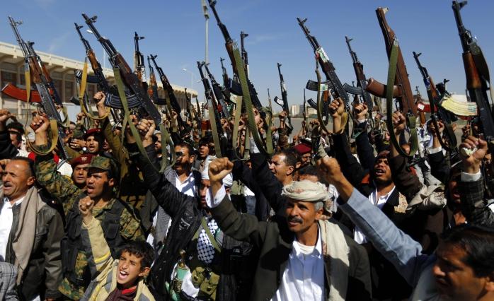 Yemen Güçleri Necran'da İlerliyor