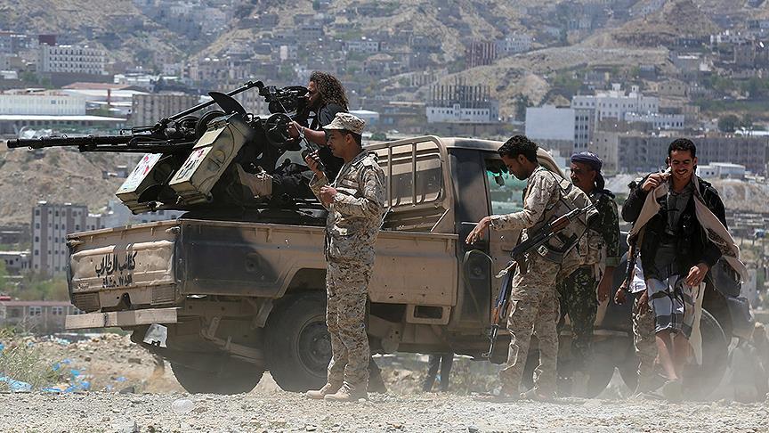 Yemen Ordusu Beyda'da İlerliyor